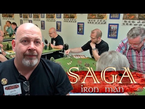 SAGA IRON MAN DAY - THE MOVIE!
